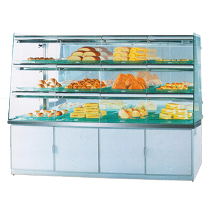 Bread Showcase Tipe ISDE-203A