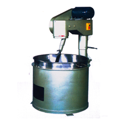 Cooking Mixer 1 Layer Bowl (Bulat)