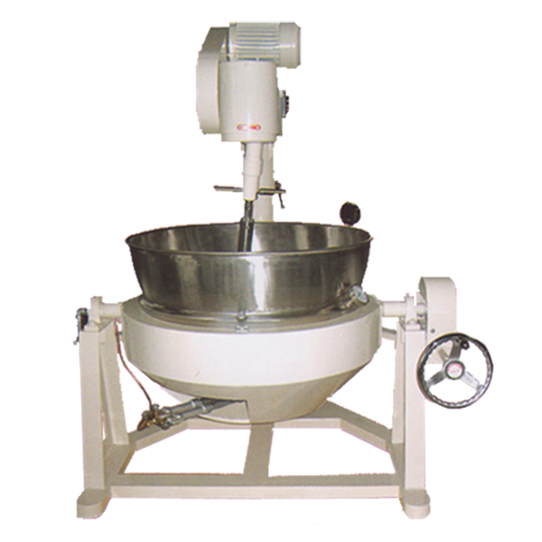 Cooking Mixer 2 Layer Bowl (Gas)