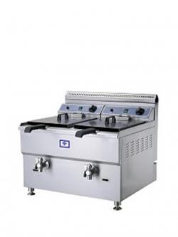 Gas Fryer Auto Table Type