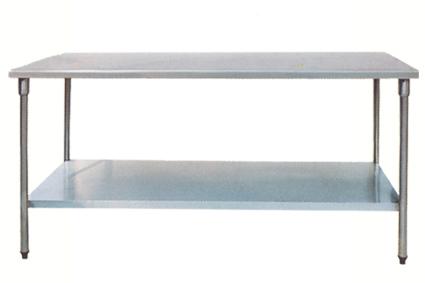 Meja Kerja Stainless Steel