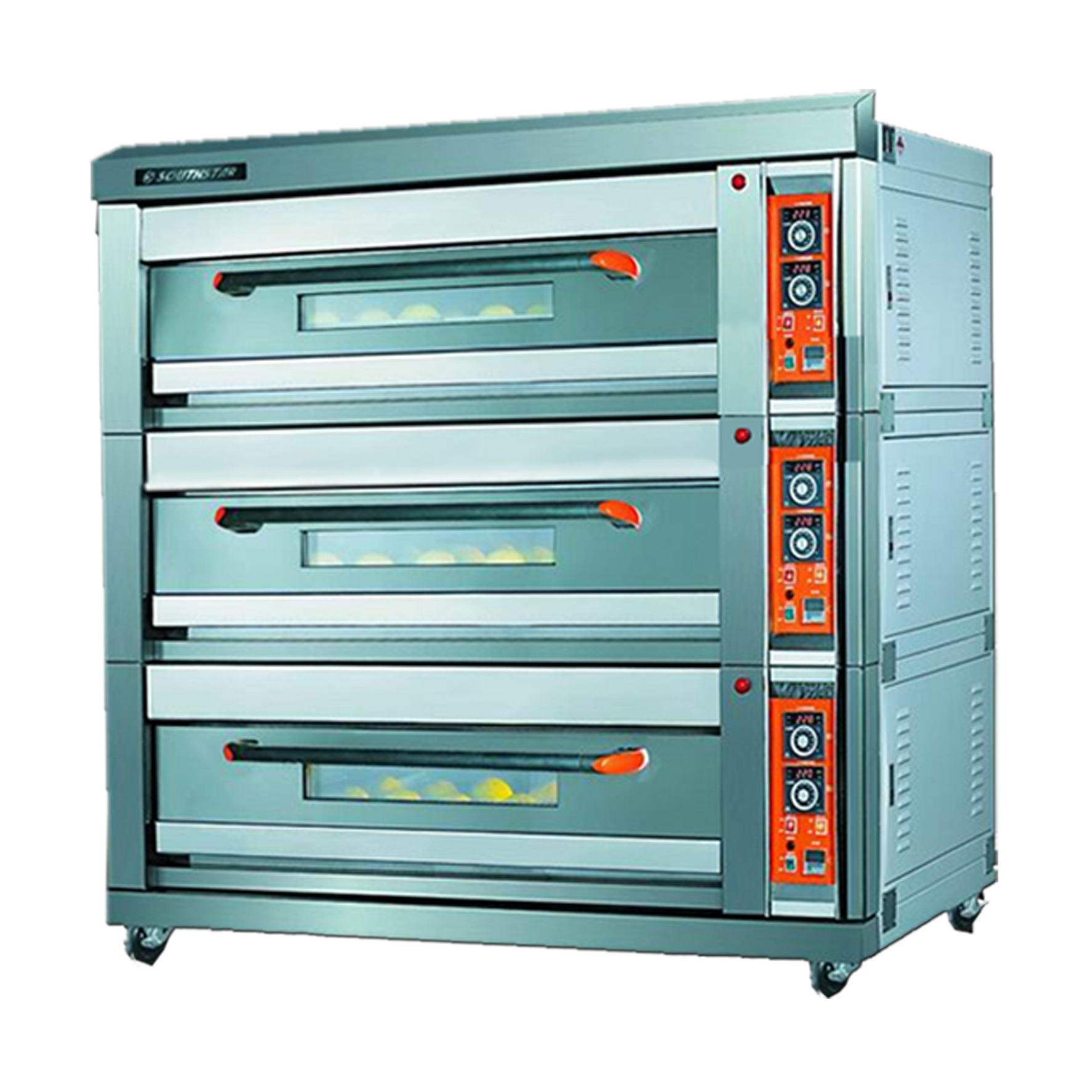 Oven Gas Otomatis Tipe NY