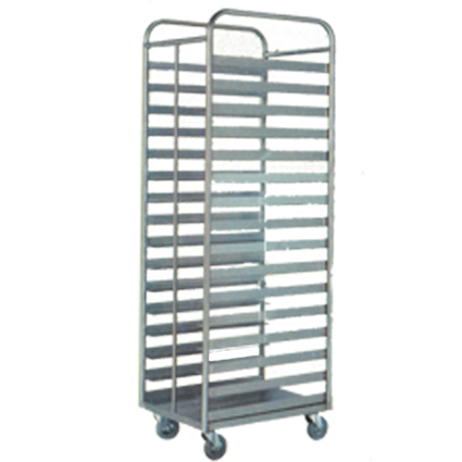 Rak Trolly Stainless Steel